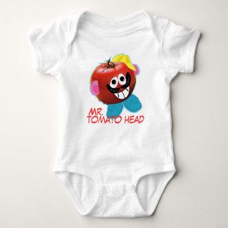 Mr. Tomato Head comic T shirt