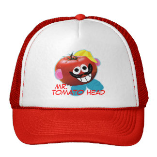 mr. tomato head humorous parody  Hat