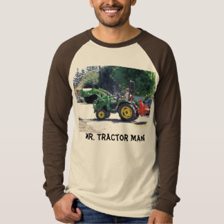 Mr. Tractor Man T-Shirt