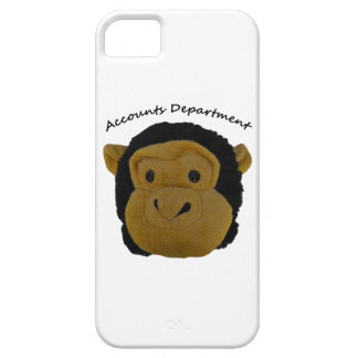 Mr Trouble-Accounts Department Mobile Phone Cover