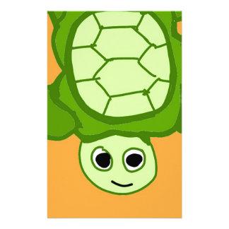 Mr turtle because i like turtles stationery