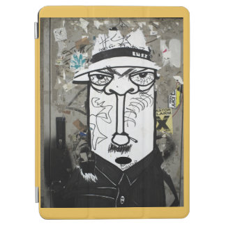 Mr. Undercover streetart iPad Air Cover