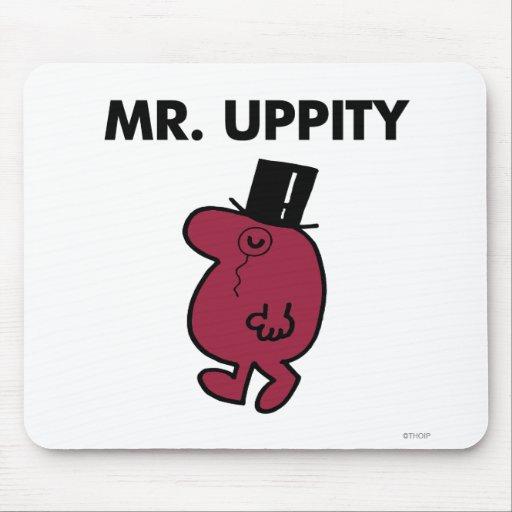 Mr Uppity Classic Mousepad