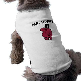 Mr. Uppity | Monocle & Top Hat