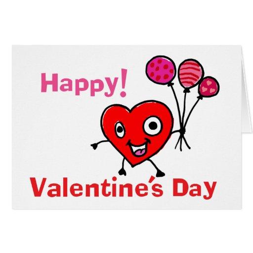 Mr Valentine Heart Card