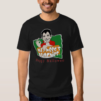 Mr. Weed's - Happy Halloweed T-Shirt
