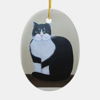 Mr Whiskers ~ ornament
