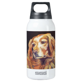 Mr.Wilson The Golden Thermos Water Bottle