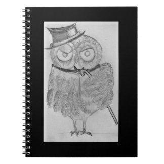 Mr. Wise Al - Notebook