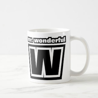 Mr Wonderful Coffee Mug