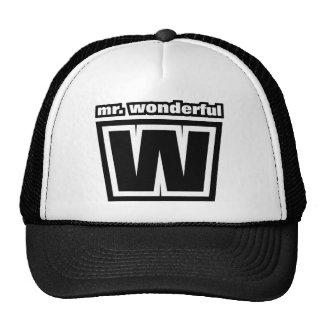Mr Wonderful Trucker Hat
