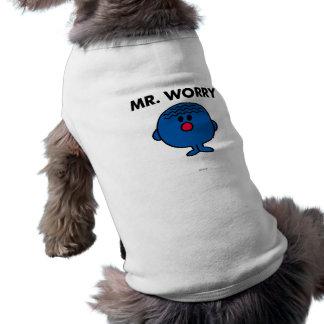 Mr Worry Classic Shirt