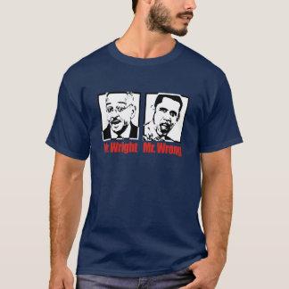 MR. WRIGHT & MR. WRONG T-Shirt