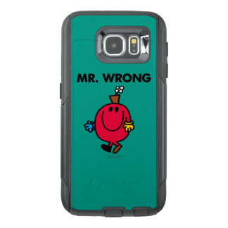 Mr Wrong Classic OtterBox Samsung Galaxy S6 Case