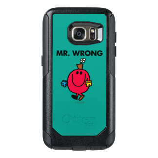 Mr Wrong Classic OtterBox Samsung Galaxy S7 Case