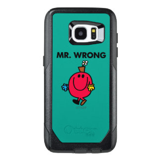 Mr Wrong Classic OtterBox Samsung Galaxy S7 Edge Case
