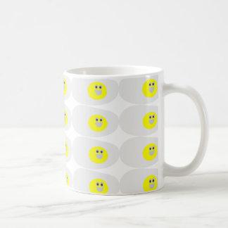 Mr. Yolk Morning Mug - (Custom Background Color)