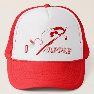 MR. Z, apple Trucker Hat