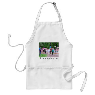Mr. Z in the 100th Sanford Stakes Adult Apron