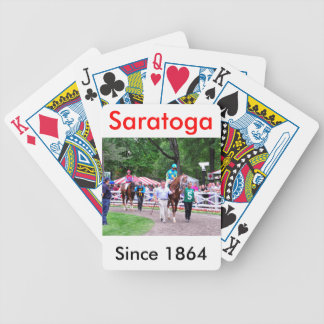 Mr. Z in the 100th Sanford Stakes Bicycle Playing Cards