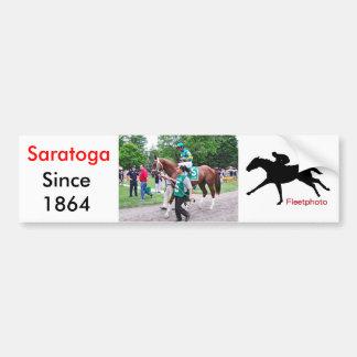 Mr. Z in the 100th Sanford Stakes Car Bumper Sticker