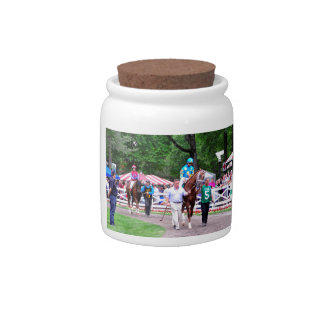 Mr. Z in the 100th Sanford Stakes Candy Jar