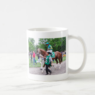 Mr. Z in the 100th Sanford Stakes Coffee Mug