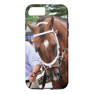 Mr. Z in the 100th Sanford Stakes iPhone 7 Case