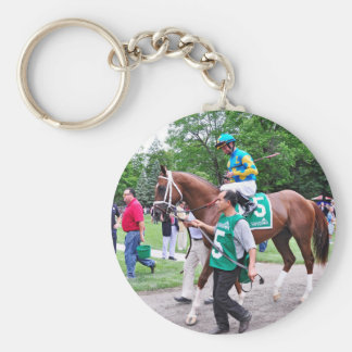 Mr. Z in the 100th Sanford Stakes Keychain
