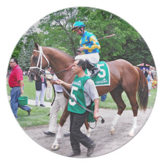Mr. Z in the 100th Sanford Stakes Plate