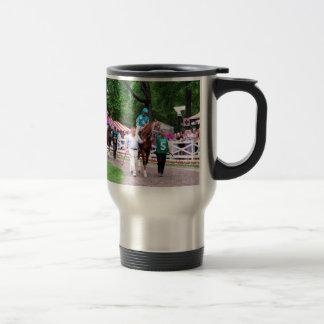 Mr. Z in the 100th Sanford Stakes Travel Mug