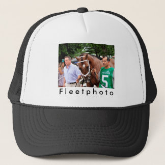 Mr. Z in the 100th Sanford Stakes Trucker Hat