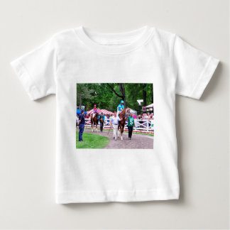 Mr. Z in the 100th Sanford Stakes Shirt