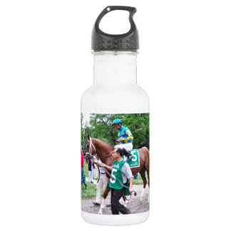 Mr. Z in the 100th Sanford Stakes Water Bottle