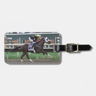 Mr. Z Pennsylvania Derby Bag Tag