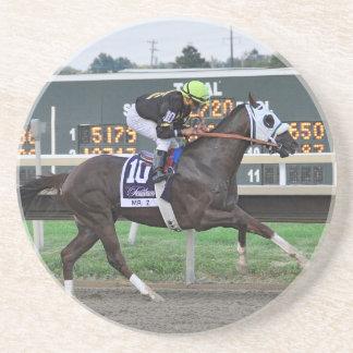 Mr. Z Pennsylvania Derby Drink Coaster