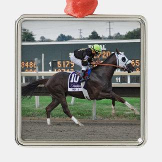 Mr. Z Pennsylvania Derby Metal Ornament