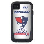 MRA Football iPhone4 Case