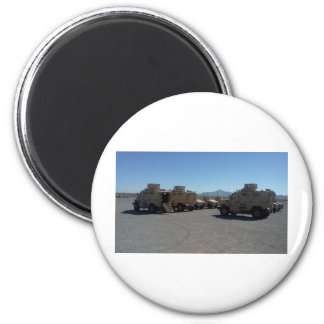 MRAP FORMATION USA MILITARY ARMOR MAGNET