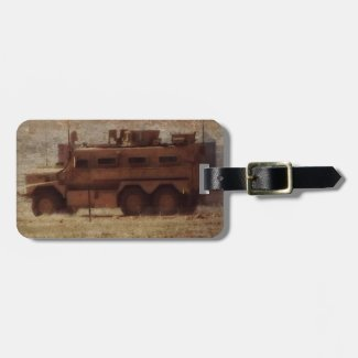 MRAP Luggage Tag
