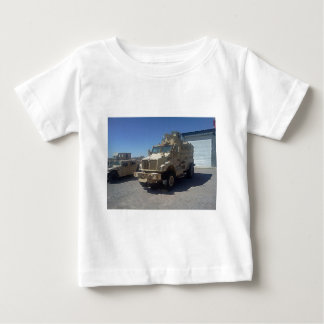 MRAP US MILITARY ARMOR BABY T-Shirt