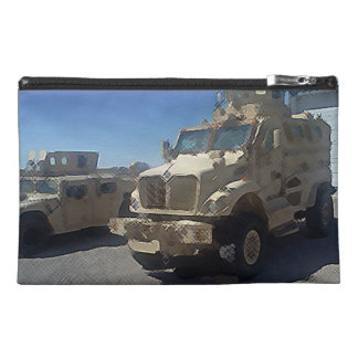 MRAP US MILITARY ARMOR TRAVEL ACCESSORY BAGS