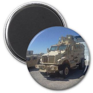 MRAP US MILITARY ARMOR MAGNET