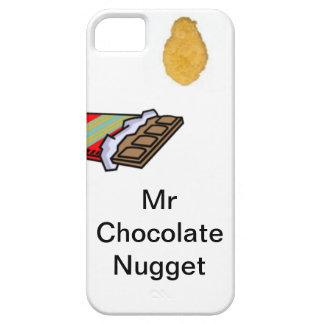 MrChocolateNugget Iphone 5/5S Case