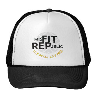 mrFIT trucker hat