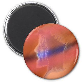 MRG (Living Water) 2 Inch Round Magnet
