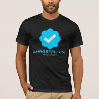 @MrGetFlee99 - Verified - Black T-Shirt