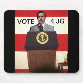 mrgreene 2, VOTE FOR  KUDO Mouse Pad