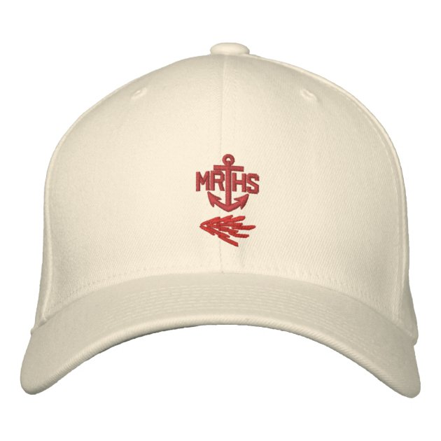 mrhs anchor logo hat zazzlecom