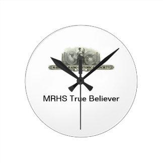 MRHS True Believer Clock